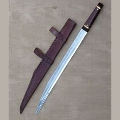 Seax of Beagnoth ~ $75 -- Not in stock ANYWHERE in the US? Fine, I'll get it from the UK. 'Cause when my heart is set on something I just don't give up. -- Arrived, so cool!