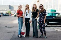 Fotograf Søren Jepsen hat die schönsten Looks der Fashion Weeks in Skandinavien für uns eingefangen