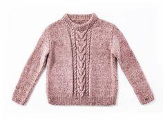 Strickmuster: Pullover mit Zöpfen - eine Strickanleitung | BRIGITTE.de