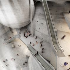 """""""Three Museums And One Square """" Competition,Guangzhou - 谷德设计网"""