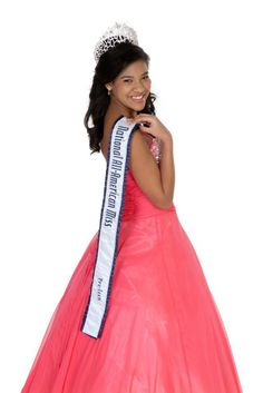 2011-2012 National All American Miss Preteen: Shereen Pimentel