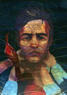 Bioshock Infinite by bookerjustdewitt