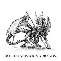 Dark Souls II - Sinh, The Slumbering Dragon by Skinrarb on DeviantArt Dark Souls 2, Demon's Souls, Bloodborne, Dibujos Dark, Soul Saga, Old Monk, Soul Tattoo, Dark Blood, Black Picture