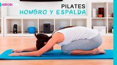 Ejercicios de #Pilates para espalda y hombro  http://www.ledestv.com/es/aficiones/pilates/video/ejercicios-de-pilates-para-espalda-y-hombro-/965