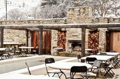 Amisfield Bistro Warm Spring, New Zealand Travel, Outdoor Living, Board, Wedding, Valentines Day Weddings, Outdoor Life, Weddings, The Great Outdoors
