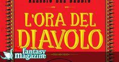 L'ora del diavolo, antologia di racconti fantastici di Alessio Del Debbio