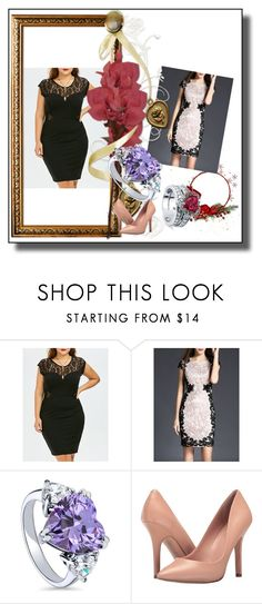 """""""women fashion"""" by amela-367 ❤ liked on Polyvore featuring BERRICLE and Charles by Charles David"""