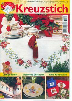 Kreuzstich 2003 christmas - Erzsébet Lengyel - Picasa Web Albums