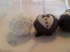 wedding shower cake pops