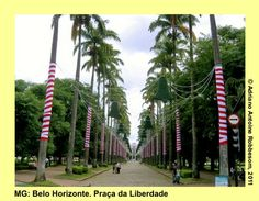 BELO HORIZONTE: Praça da Liberdade (2008)