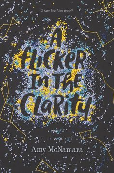 #CoverReveal  A Flicker in the Clarity by Amy McNamara
