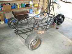 This is the start of a build log for a trike I have been working on for a little over a year. I was looking for a good way of recording all the efforts I have put into my design and thought this