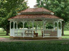 gazebo | Gazebo by OK Structures - Serving Oklahoma and surrounding areas