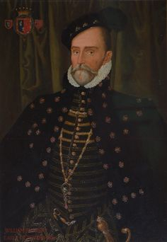 William Herbert (d.1570), 1st Earl of Pembroke (after Hans Eworth) Edward Travanyon Haynes (1840–1922)