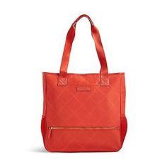 Vera Bradley Preppy Poly Noso Tote Bag