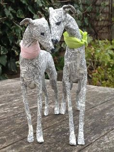 Original wire bound in recycled papers - By Lorraine Corrigan
