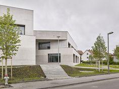 瑞士苏黎世Zinzikon学校 http://www.gooood.hk/zinzikon-school.htm