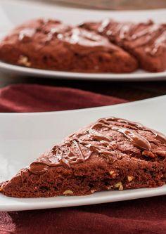 Nutella Pecan Scones   http://www.jocooks.com/bakery/pastries/nutella-pecan-scones/