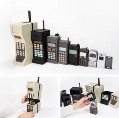 The Mobile Evolution...
