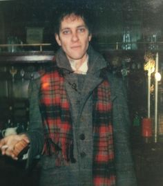 Richard E Grant on set of 'Withnail and I' Withnail And I, Brandon Jones, Paul Mcgann, The Age Of Innocence, British Comedy, Tv Quotes, Beautiful Mind, Christmas Carol, On Set