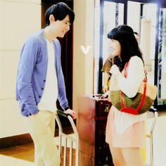 Naoki Kotoko Irie - Itazura na Kiss Love in Tokyo 2 Itazura Na Kiss, Movie Couples, Cute Couples, Yuki Furukawa, Playful Kiss, Japanese Drama, Drama Movies, Series Movies, Kdrama