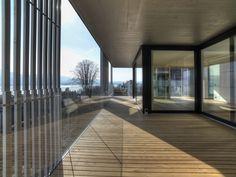 Schweizer Architekturbüro aus 8001 Zürich - CH high standing apartments with view onto the lake of zurich Zurich, Shutters, Facade, Windows, Outdoor Decor, Room, Home Decor, Architecture, Projects