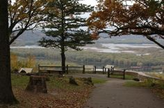 14. Camp at Wyalusing State Park for some of the best views in the state.