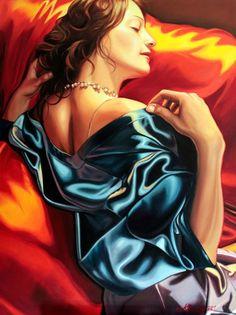 Kathrin Longhurst (1971 - …) – Pintora Alemã_9