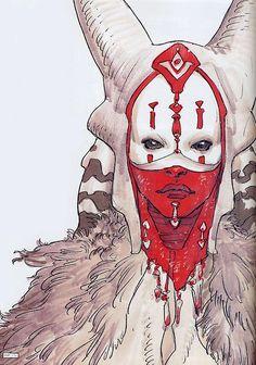 Star Wars Concept Art,  Dermot Power