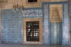 Rüstem Pasha Mosque - Mahmutpasa, Istanbul