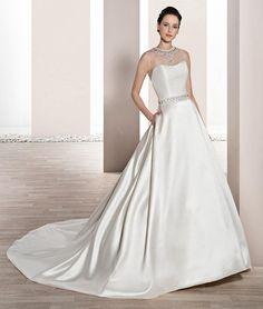 Demetrios Bridal Gown Style - 691