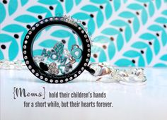 Origami Owl black locket - Mom inspired locket - To place your order, visit my website at http://yourcharminglocket.origamiowl.com/ Have further questions, message me on Facebook https://www.facebook.com/YourCharmingLocket. --LIKE OUR FAN PAGE FOR A CHANCE TO WIN A FREE CHARM. 3 WINNERS EVERY MONTH--- Want more than just one locket, consider joining our team for an extra income.