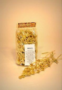 #Malotira, lat. #Sideritis syriaca ist ein griechischer Bergtee. Er wächst nur auf Kreta in den Bergen. #Malotira gehört zur Familie der Lippenblütler und einen zimtartigen, an Pfefferminz erinnernden Geschmack mit leichter Zitrusnote. #Malotira gehört zu den köstlichen Wintergetränken, auf Kreta wird er traditionell mit Thymianhonig gesüßt zur Stärkung der Gesundheit getrunken. http://www.gutesvonkreta.de