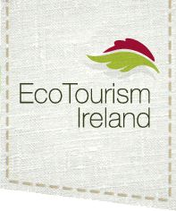 """Ecotourism Ireland: click the logo to visit their site, and specifically their """"Success Stories & Case Studies"""" page. """"...research shows us that, in addition to our friendly people, our beautiful scenery and our natural, unspoilt environment are some of our unique selling points. We therefore very much welcome the news that Ecotourism Ireland is among the first labels in Europe to be formally recognised by the Global Sustainable Tourism Council."""""""