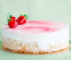 fromage blanc/fruits rouges