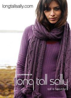 Lang Tall Sally Shops. The UK and USA