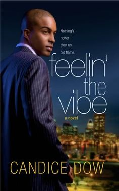 Feelin' the Vibe by Candice Dow,   A decade ago, Clark Winston nearly had a nervous breakdown after the man of her dreams, Devin Patterson, left her to marry another woman. Soon after, her best friend, the mother of her niece, died, leaving Clark sole custodian of the 10-year-old.Devin reappears and a tumultuous affair ensues.