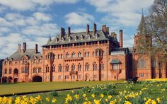 Mount Stuart in Scotland was the first home in the world to come complete with a heated indoor swimming pool, and the first in Scotland to have with electric lighting, central heating, a telephone system and a Victorian passenger lift. Most of which are, quite remarkably, still in use today.