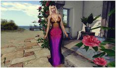 Fashion in SL by Luah Benelli: Viki, LIVIA e *iS*