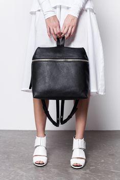 Image of Kara Backpack Waist Pack, Black Backpack, Kara, Backpacks, Shoulder Bag, Image, How To Wear, Fashion, Moda