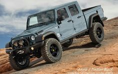AEV Jeep Brute (Anvil)
