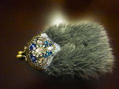 Brilliant phone purse , hanmade gifts by handmade flomari