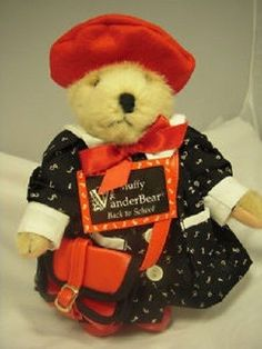 Muffy Vanderbear - Back To School - W/tags