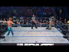 TNA Impact! Wrestling: Eric Young vs. Abyss in a Monster's Ball Match: Best of Three: Sanada Vs. Tigre Uno -- Best Of Three for the X Division Championship: Sanada vs. Tigre Uno. -- http://www.tvweb.com/shows/tna-impact-wrestling/season-11/eric-young-vs-abyss-in-a-monsters-ball-match--best-of-three-sanada-vs-tigre-uno