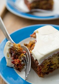 Beet and Ginger Cake with Cream Cheese Frosting - a delicious snack cake recipe! via @davidlebovitz