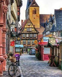 Deutschland ist schön. Aber besonders Ostdeutschland ist eine Reise wert.