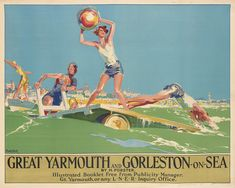 NORFOLK/SUFFOLK - Great Yarmouth and Gorleston on Sea. Forster