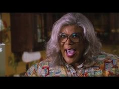 Madea's Witness Protection -  As always another great movie by Tyler Perry. Love it when Joes tells the old woman that Betty Boop has done drooped