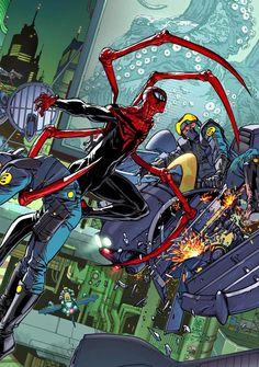 SPIDERMAN - Todos sus trajes diferentes y alternativos | Comicrítico