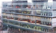 MEDIATHEQUE    Architect: Toyo Ito    Location: Sendai, Tokyo, Japan    Year built: 2001